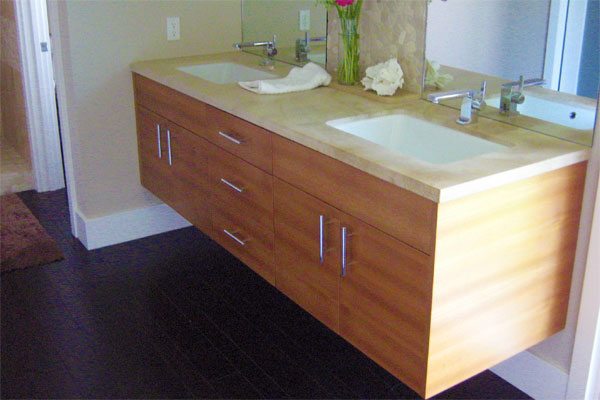 8 Best DIY 2 Sink Bathroom Vanity Plans Free PDF Video