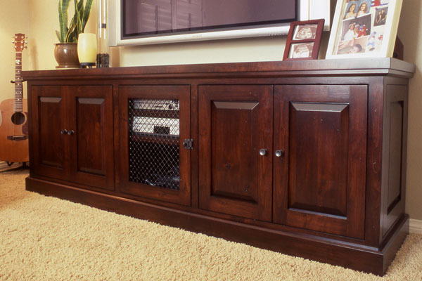 free-standing-TV-credenza
