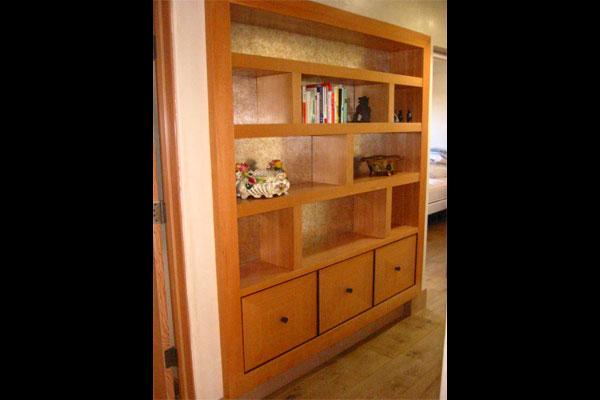 Book-shelves-vertical-grained-fir-Morning-Canyon-012